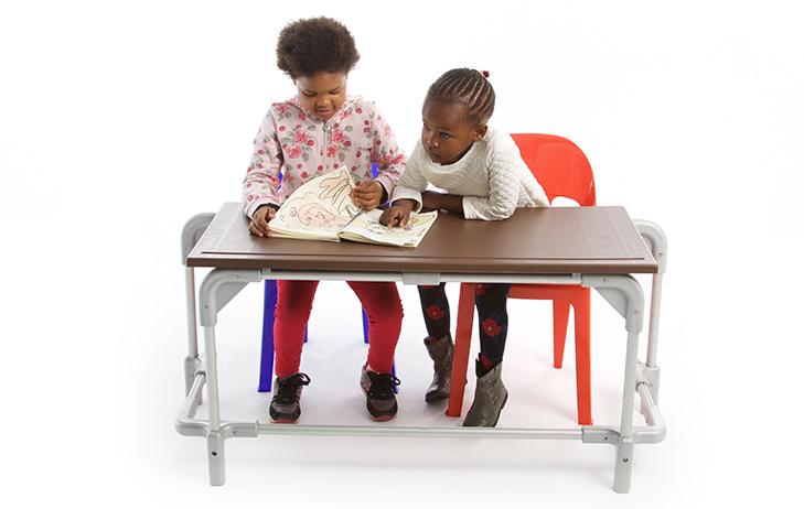 Desk in a Box - School Desk