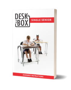 Senior Single Desk in a Box Instructional Booklet